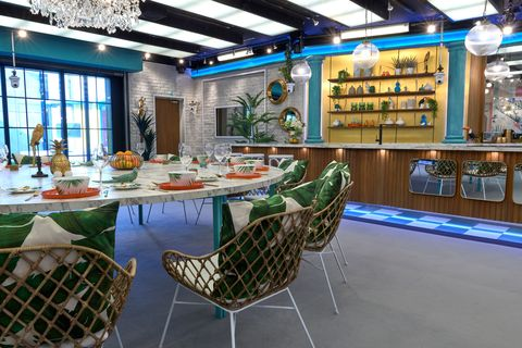 Celebrity Big Brother House, 2018