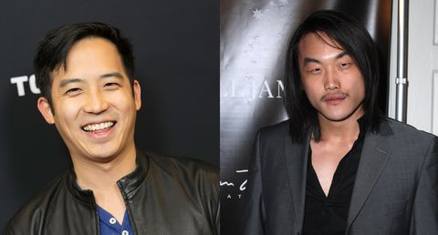 Jimmy Wong and Doua Moua, live-action Mulan's Ling and Po