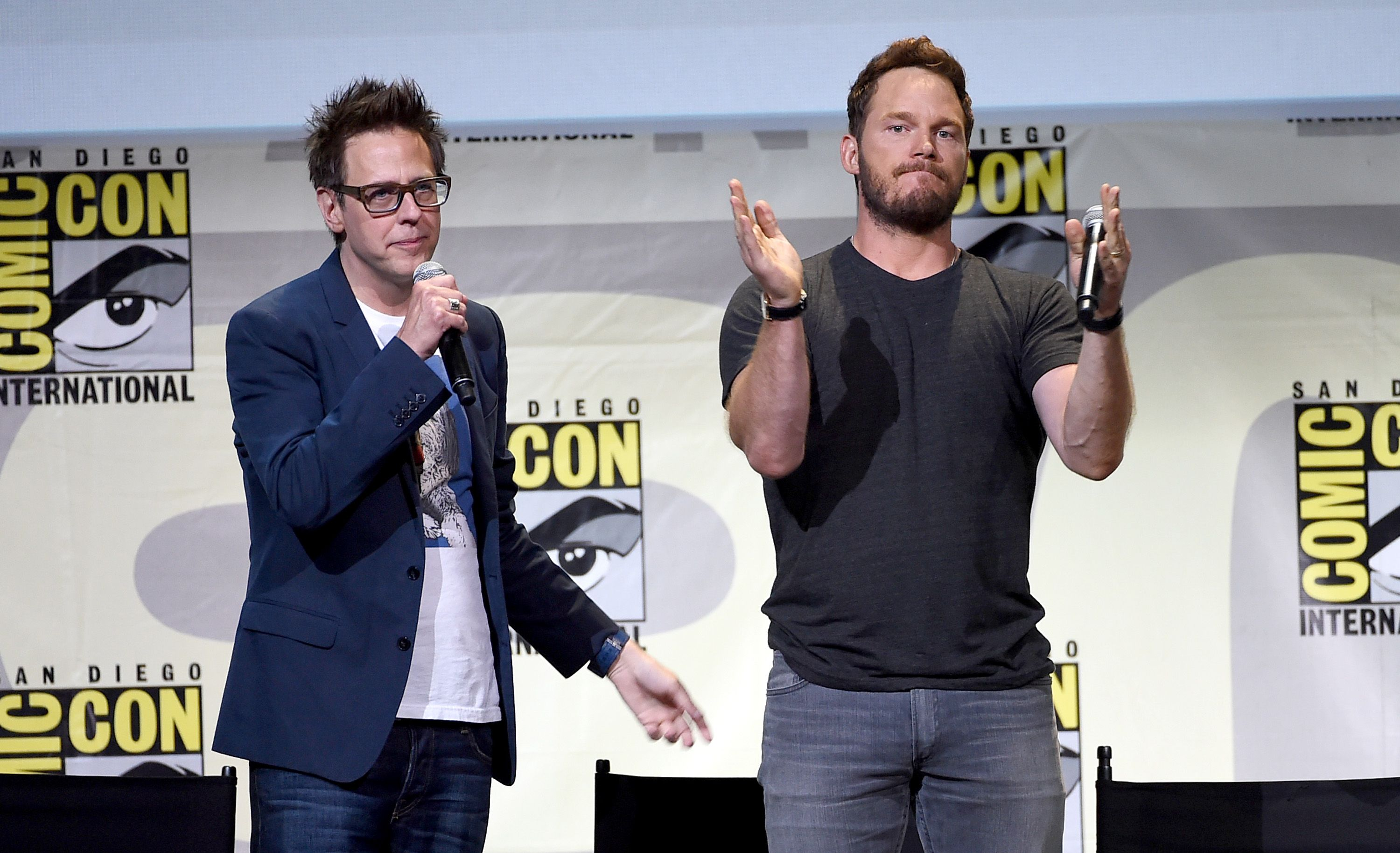 James Gunn Teases That 'Guardians 3' Will Feature a Character's Death