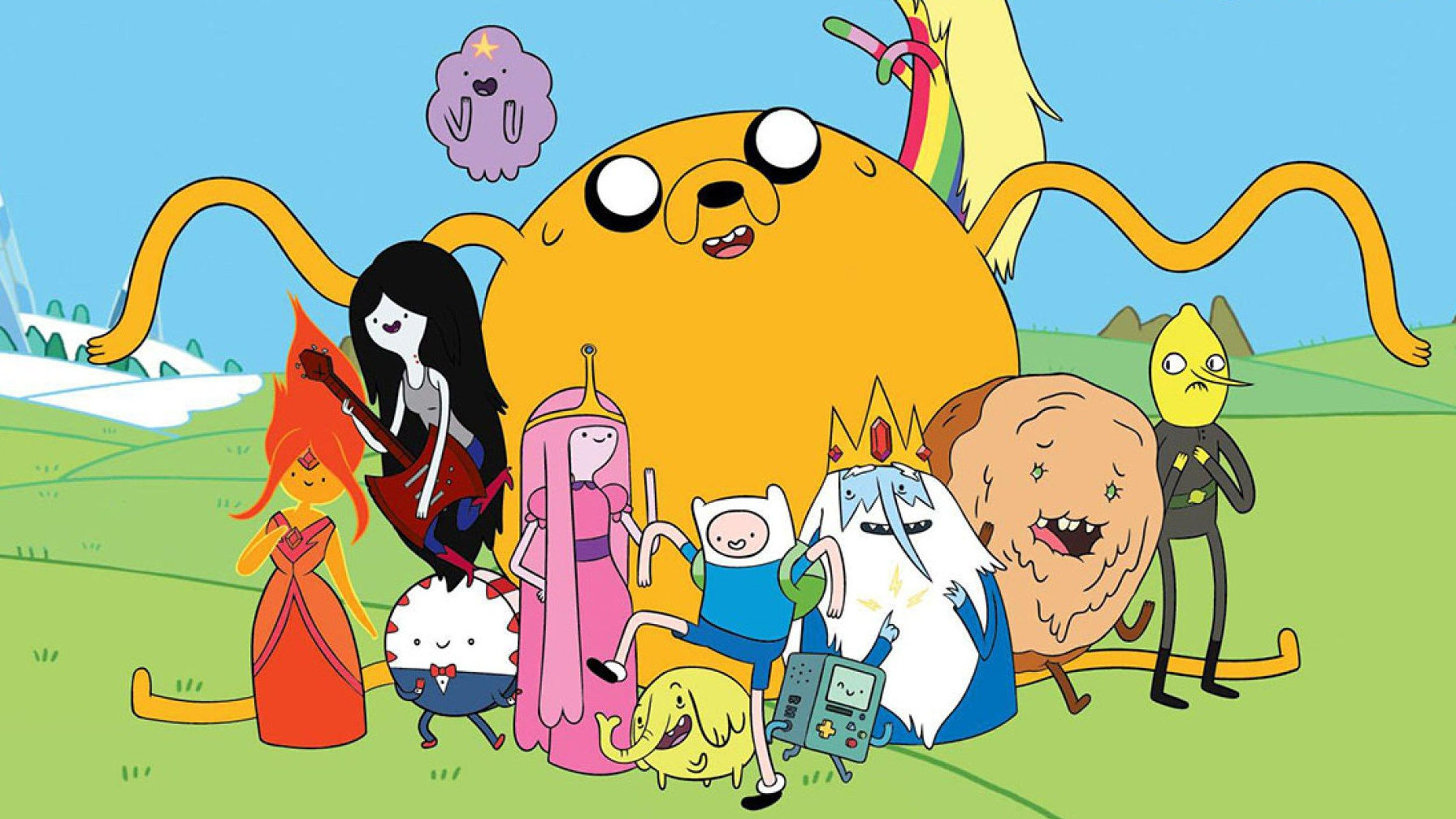Adventure Time Princess Day adventure time is returning to tv with four new specials