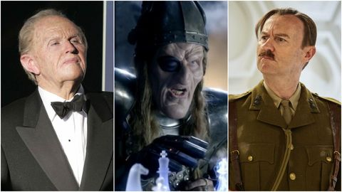 Doctor Who actors who have played more than one role in the