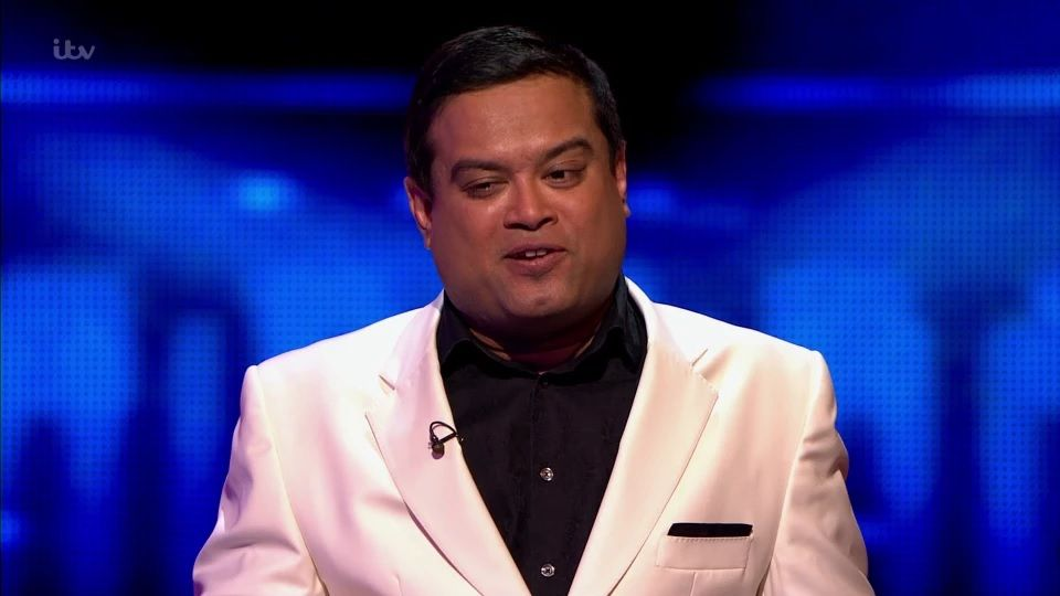 The Chase S Paul Sinha Marries Partner Olly After Diagnosis