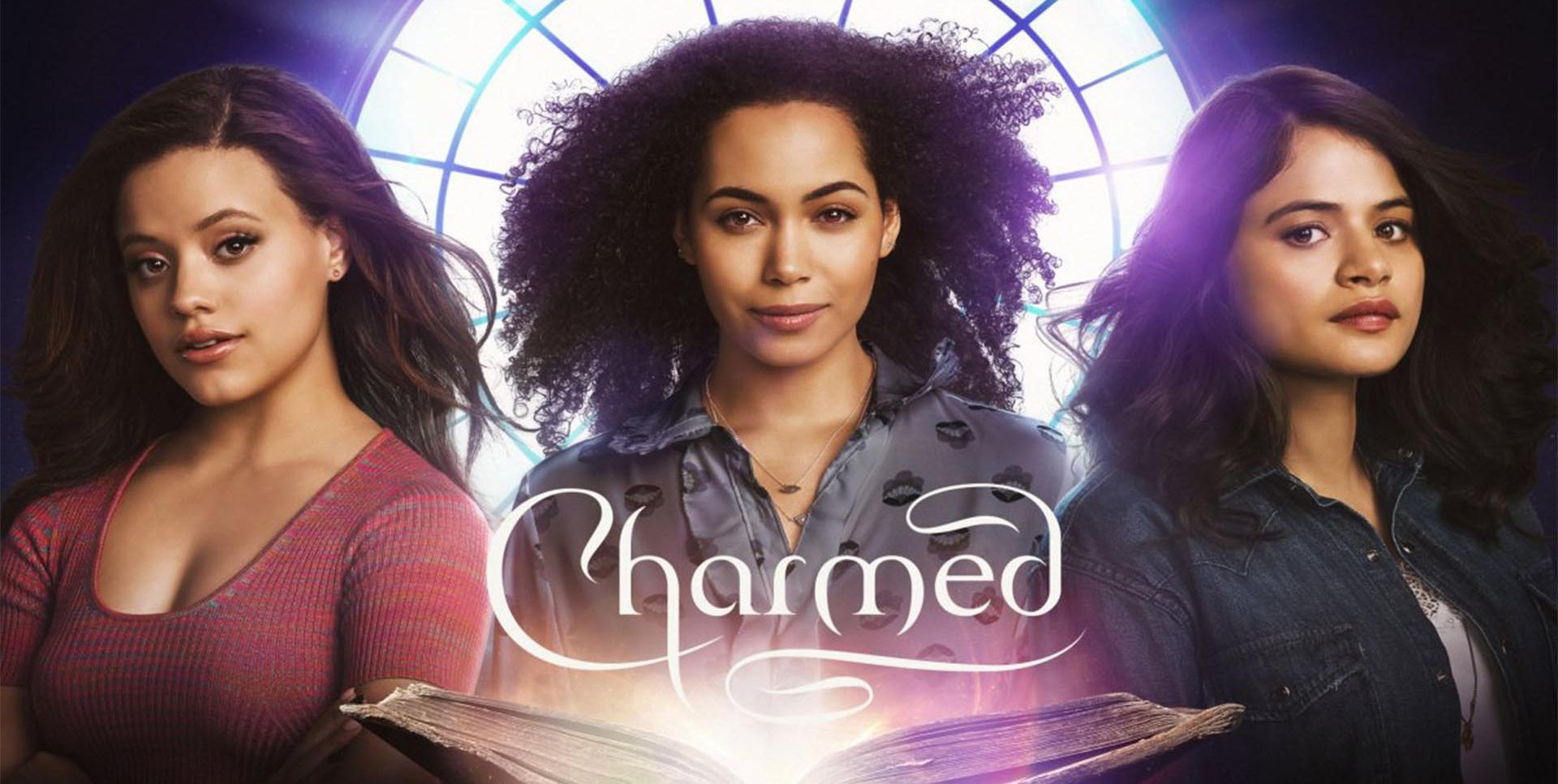 Charmed reboot poster