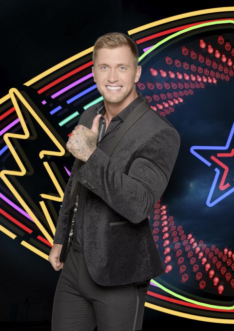 Celebrity Big Brother 2018: Dan Osborne