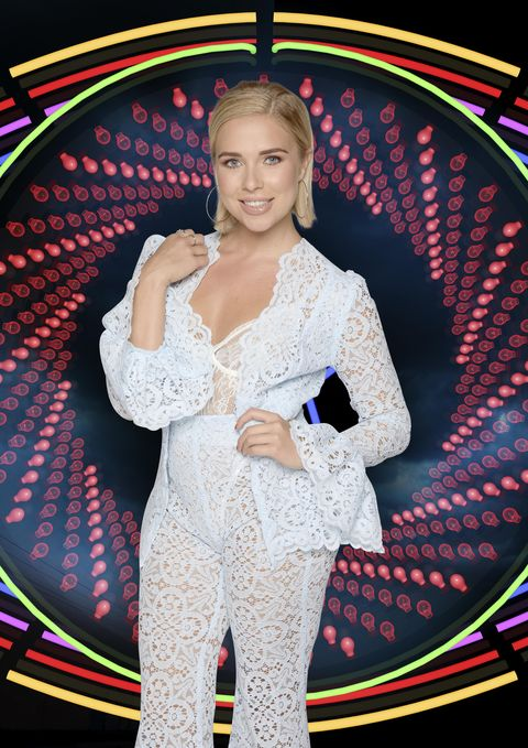 Celebrity Big Brother 2018: Gabby Allen