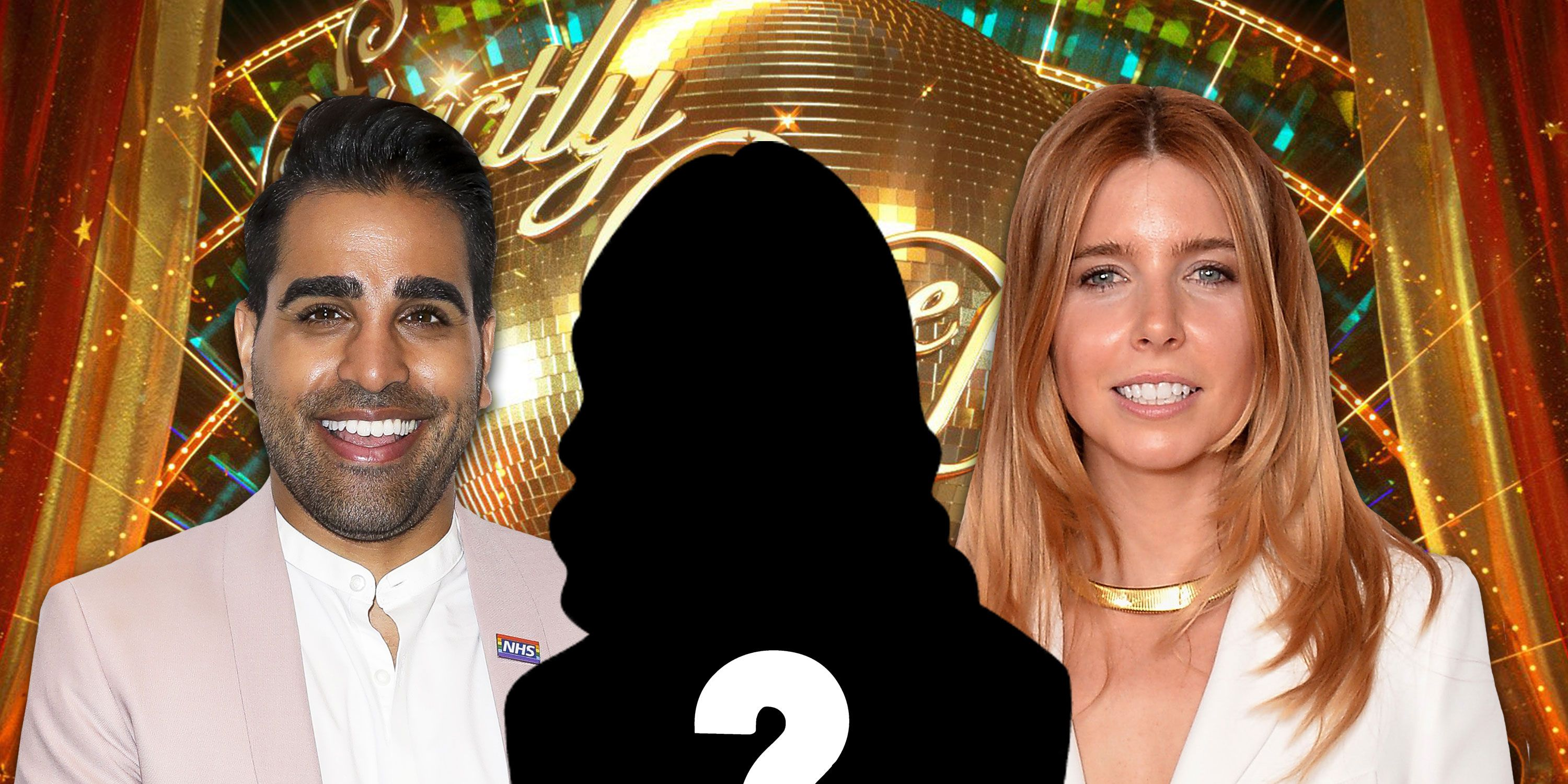 Dr Ranj Singh, Stacey Dooley, Strictly Come Dancing 208, Announcements