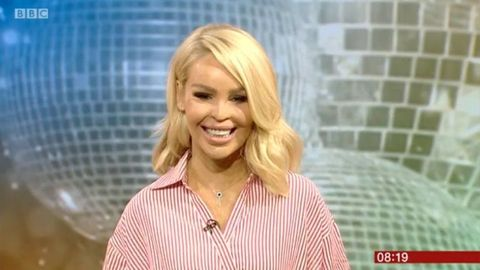 Katie Piper announced for Strictly Come Dancing