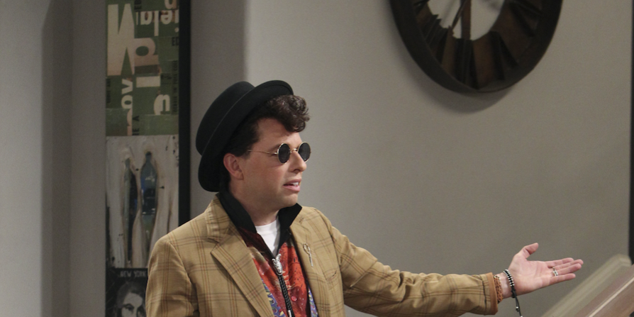 Jon Cryer in Two and a Half Men