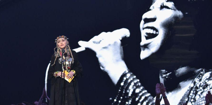 Madonna MTV VMAs
