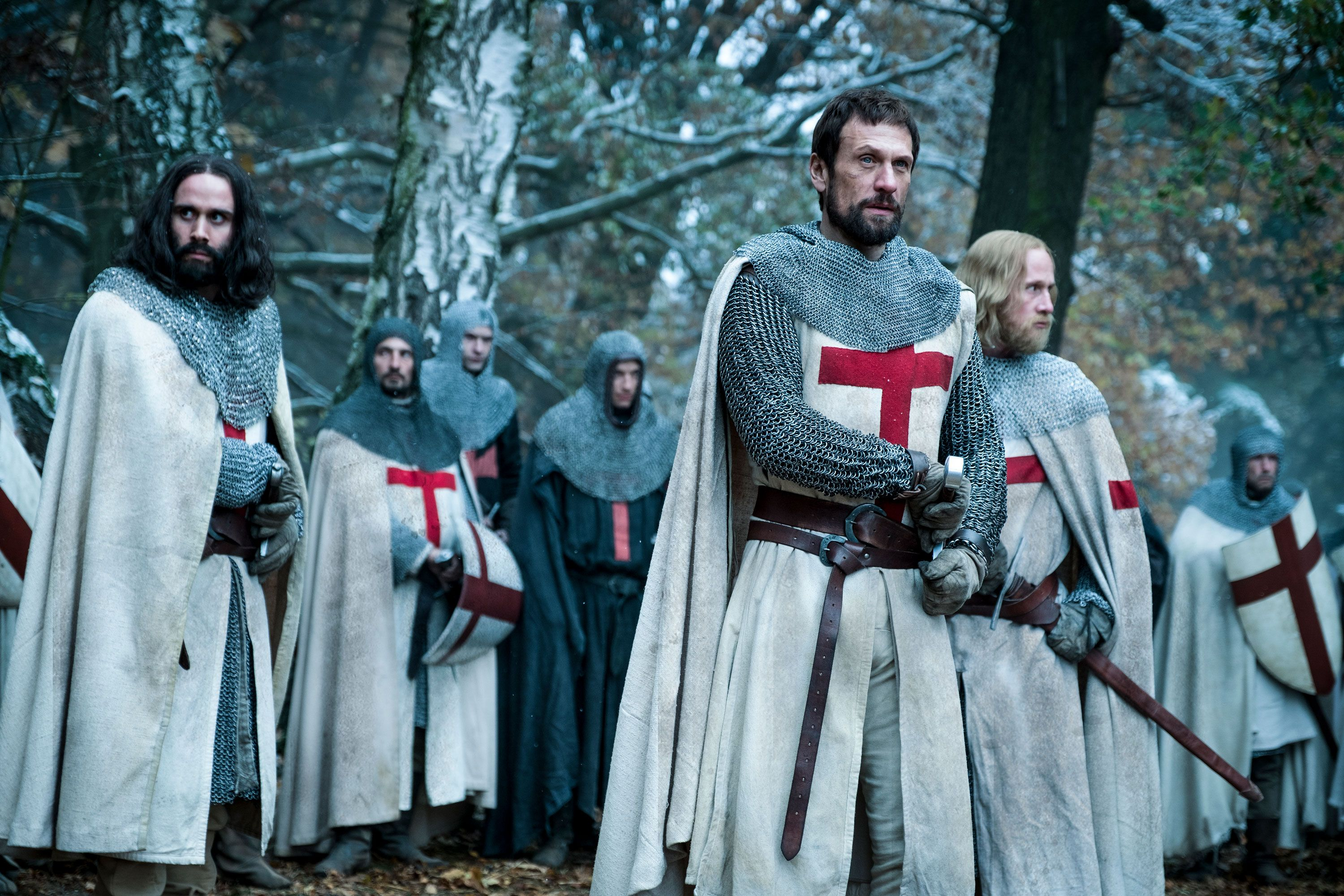Image result for knightfall season 3