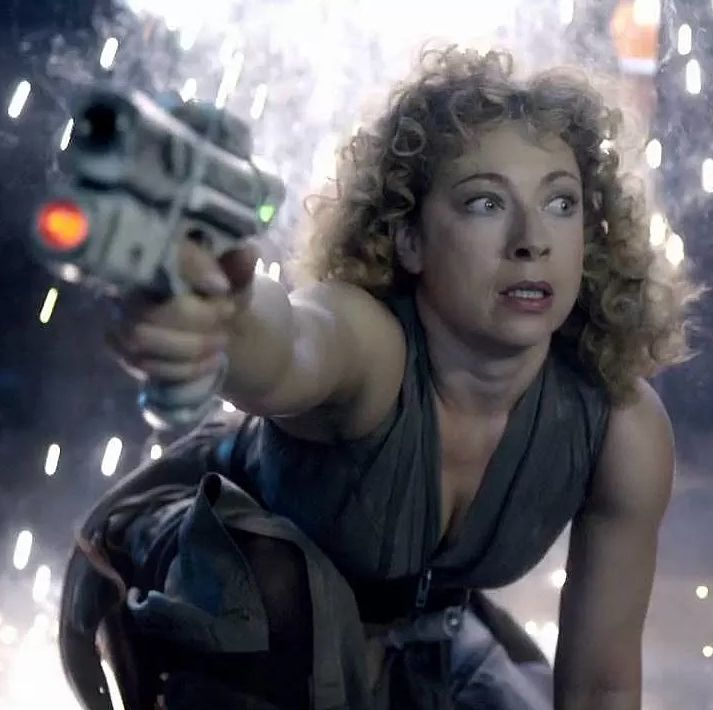 """Doctor Who star Alex Kingston admits she """"never bothered"""" learning River Song's timeline"""