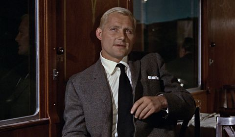 James Bond From Russia With Love Red Grant
