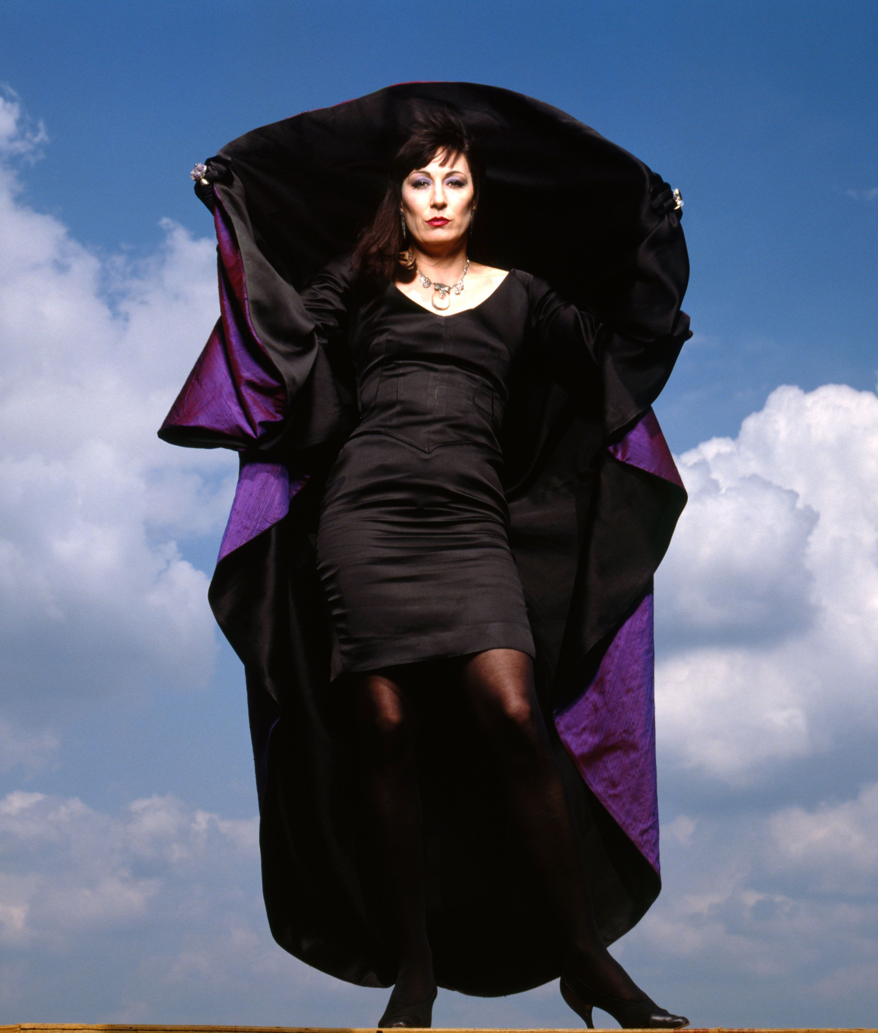 Anjelica Huston Is Not Convinced By The Witches Remake