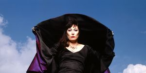 Anjelica Huston, The Witches, May 1990