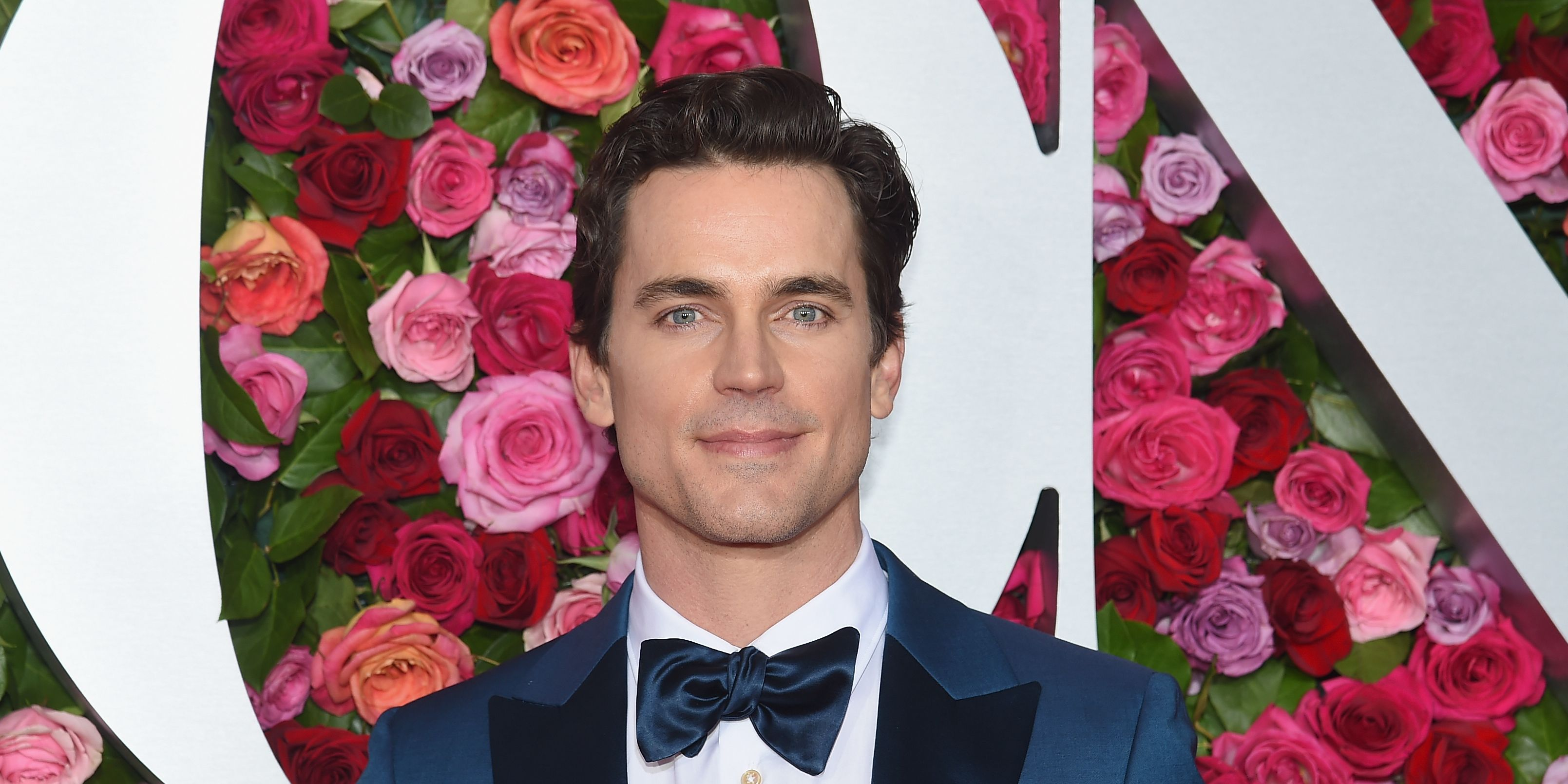 Matt Bomer attends the 72nd Annual Tony Awards at Radio City Music Hall on June 10, 2018