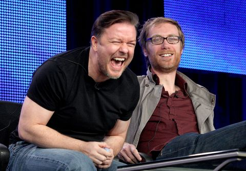 ricky gervais show xfm download