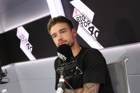 Liam Payne Liam Payne on the Official Vodafone Big Top 40