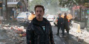 Robert Downey Jr, Iron Man, Avengers: Infinity War