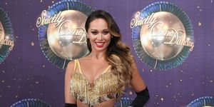 Katya Jones attends the 'Strictly Come Dancing 2017' red carpet launch