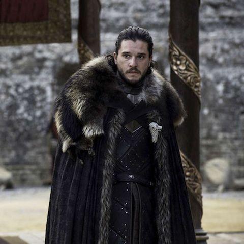 Kit Harington, Game of Thrones Jon Snow season 7 finale