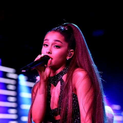 0c846f5e Ariana Grande pays tribute to Manchester two years after bombing at ...