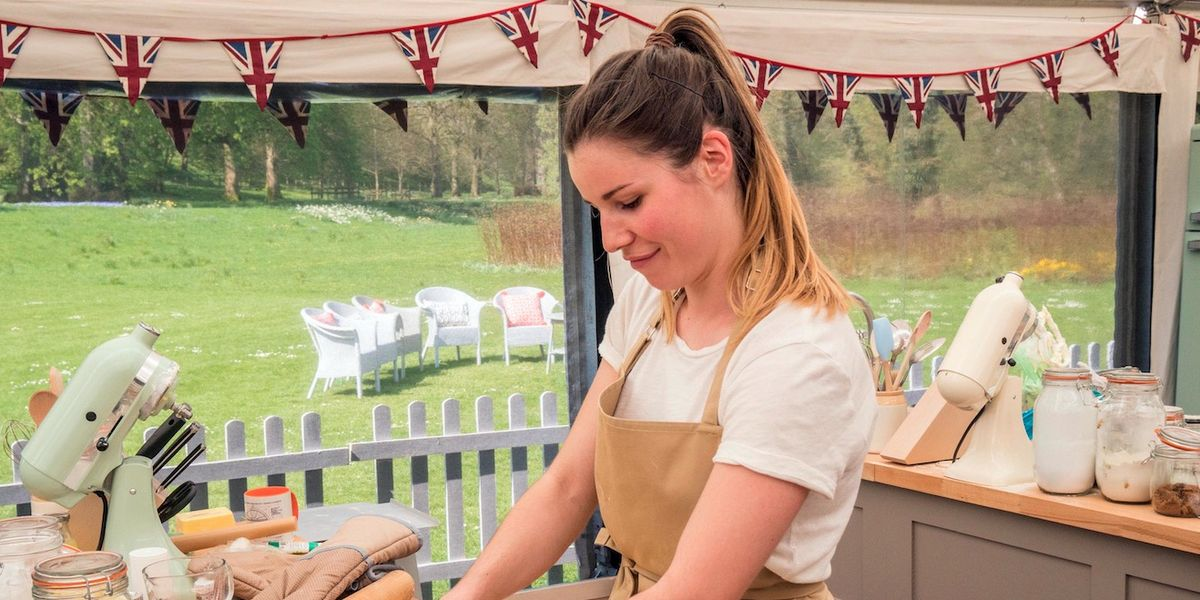 Great British Bake Off star gives birth and announces cute name