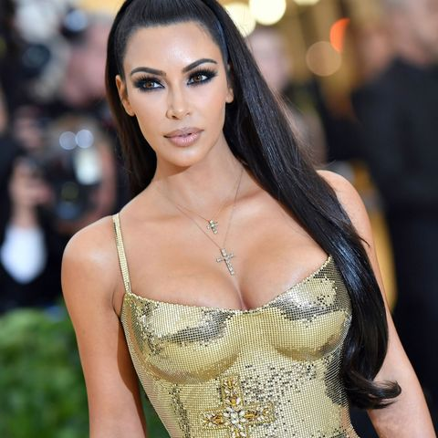 Keeping Up with the Kardashians' Kim unveils hair transformation