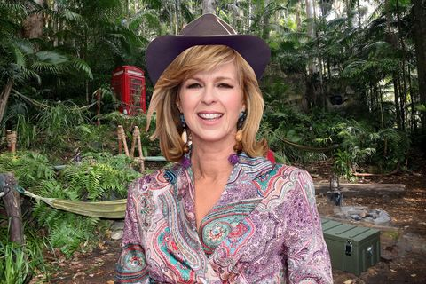 Kate Garraway, Im A Celebrity Get Me Out of Here! 2018