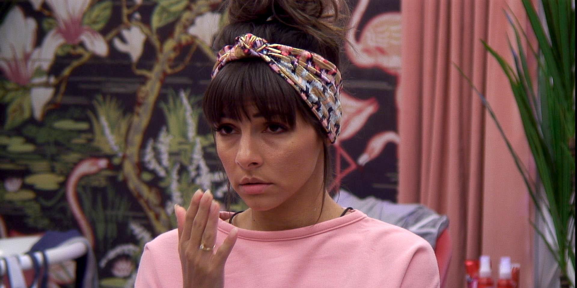 Celebrity Big Brother – Day 13: Roxanne Pallett