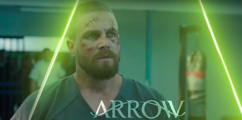 Arrowverse first-look footage teases Supergirl, Arrow, The