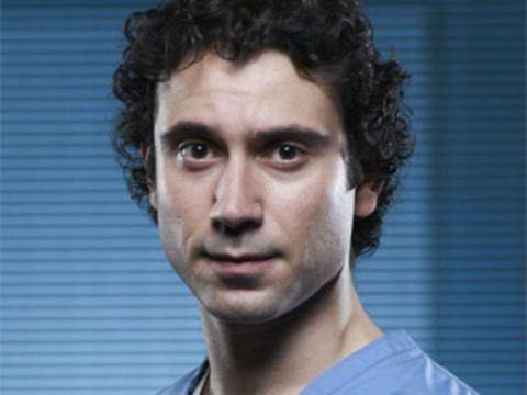 Jay Faldren in Casualty