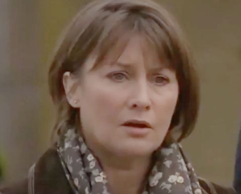Maggie in Casualty