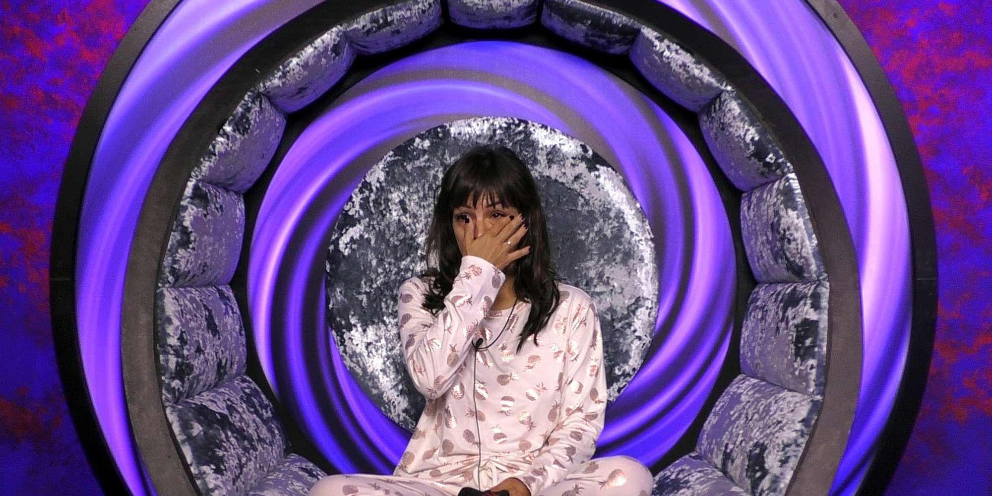 Roxanne Pallett, Celebrity Big Brother 2018, Day 15