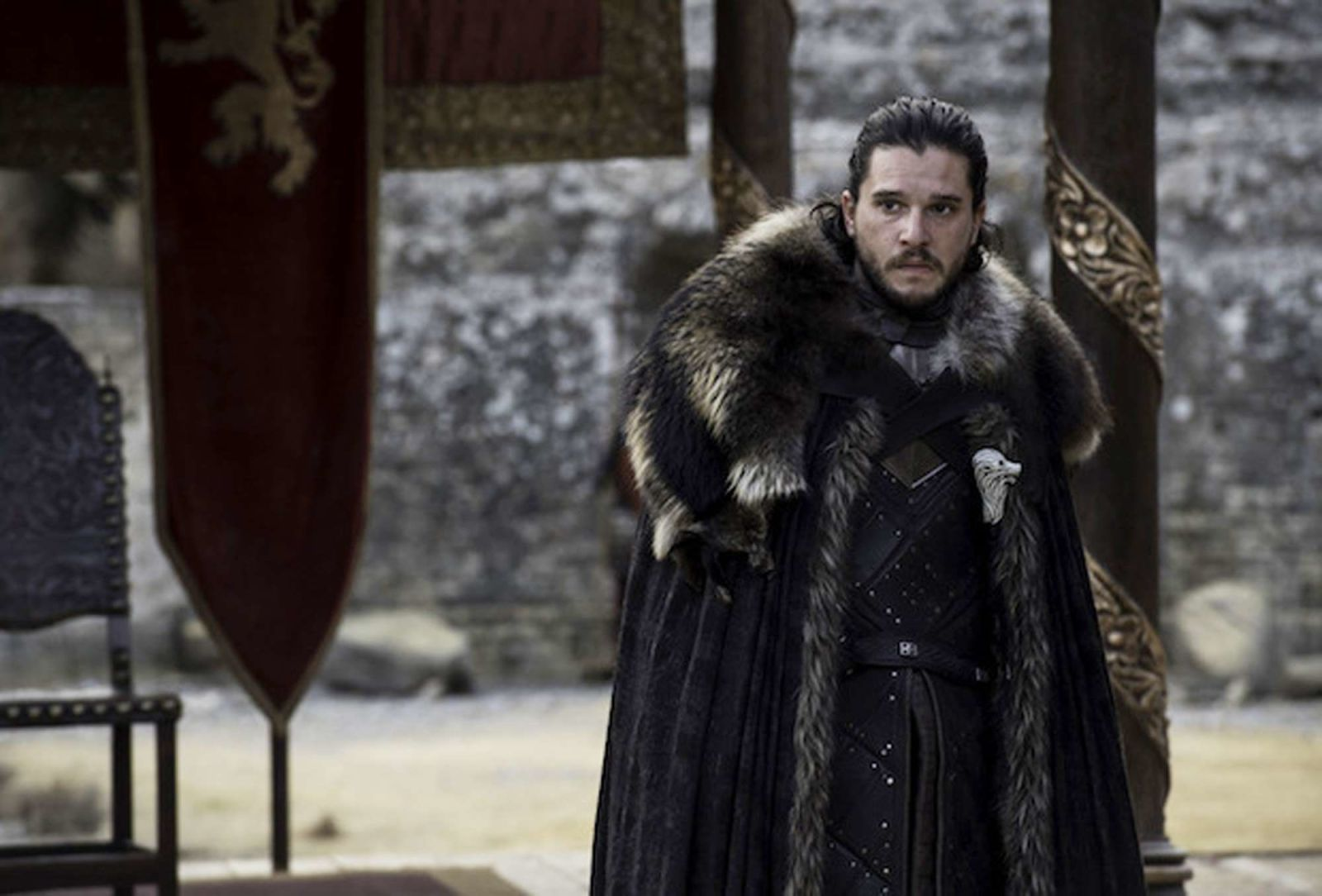 "Kit Harington warns ""not everyone's gonna be happy"" with Game Of Thrones ending"