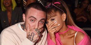 Mac Miller Ariana Grande grammys
