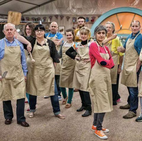 Great British Bake Offs Iconic Series 5 Cast Reunites For Martha