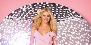 Tess Daly, Strictly Come Dancing 2018