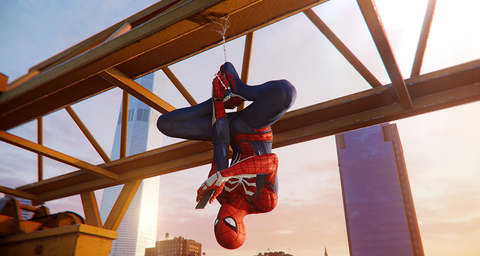 Marvel's Spider-Man PS4 review - PlayStation 4