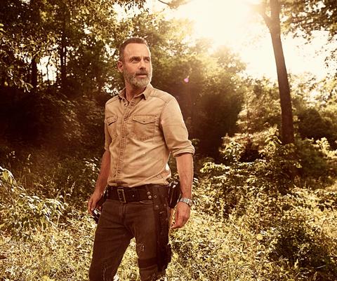 The Walking Dead season 9: Rick Grimes