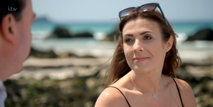 Kym Marsh - Corrie DNA Secrets