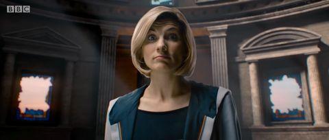 969c19176c1 Doctor Who s Jodie Whittaker breaks glass ceiling in new trailer