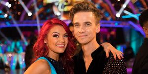 Strictly Come Dancing 2018 couples:  Joe Sugg and Dianne Buswell