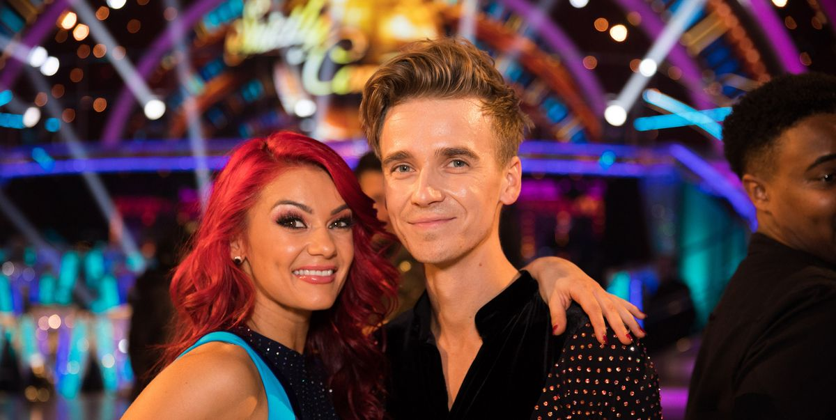 Strictly's Dianne Buswell shares sweet gift with Joe Sugg for his 30th birthday
