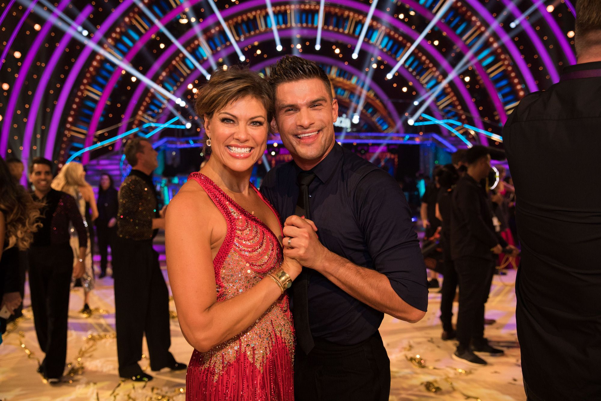 SABRINA: Who is aliash from strictly dating