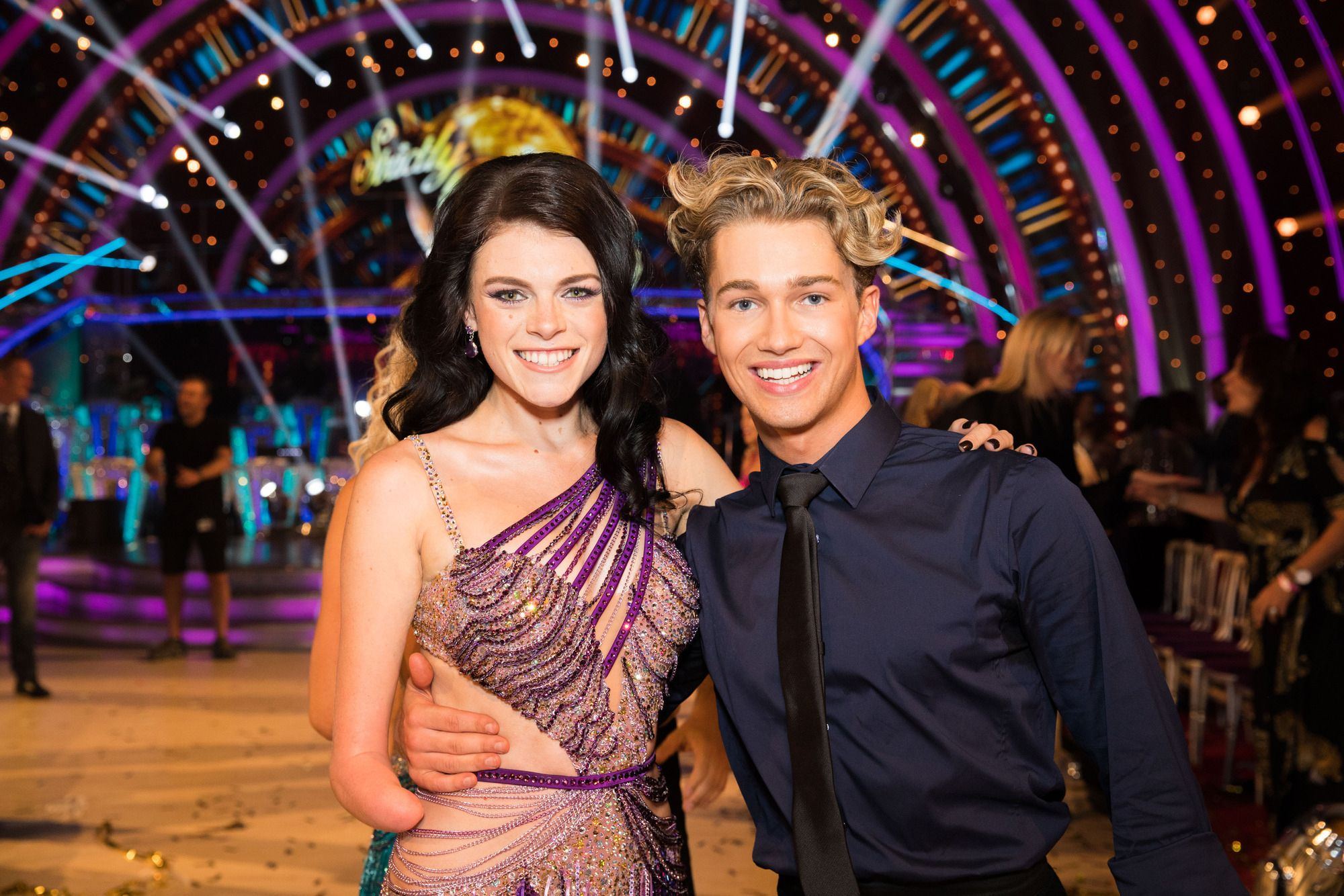 Exclusive: Strictly Come Dancing's AJ Pritchard has a changed outlook after dancing with Lauren Steadman