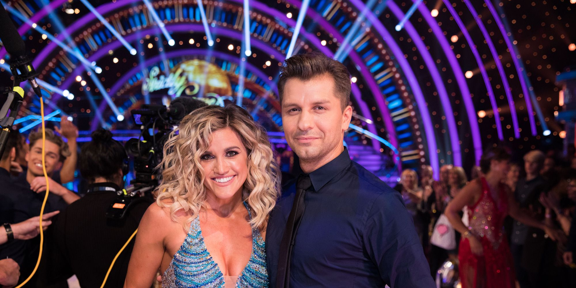 Strictly Come Dancing 2018 couples: Ashley Roberts and Pasha Kovalev
