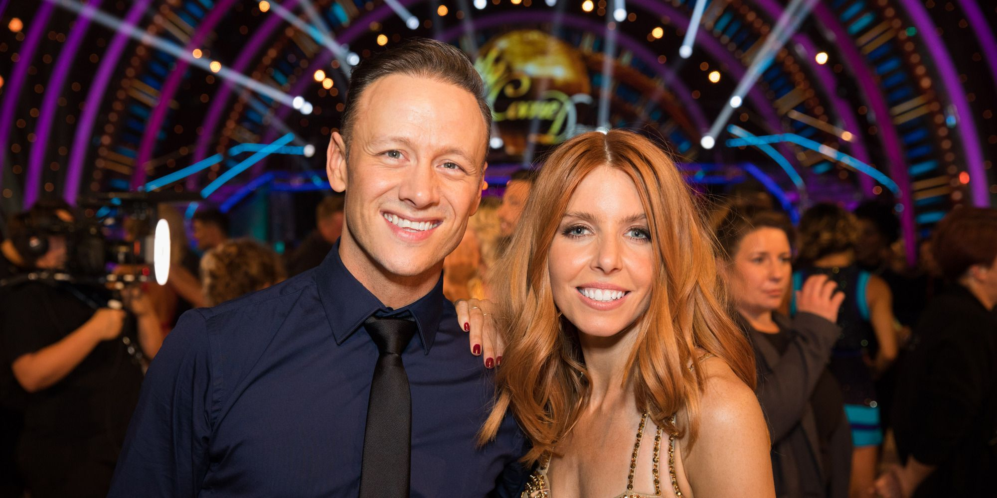 Strictly Come Dancing 2018 couples: Stacey Dooley and Kevin Clifton