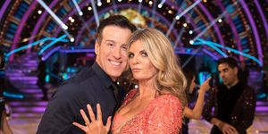 Strictly Come Dancing 2018 couples: Susannah Constantine and Anton du Beke