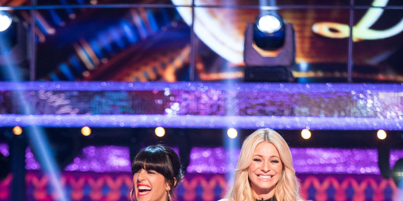 Claudia Winkleman, Tess Daly on Strictly Come Dancing launch show