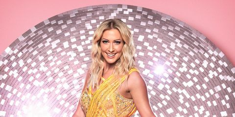 Faye Tozer, Strictly Come Dancing 2018